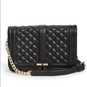 Guess talia quilted crossbody
